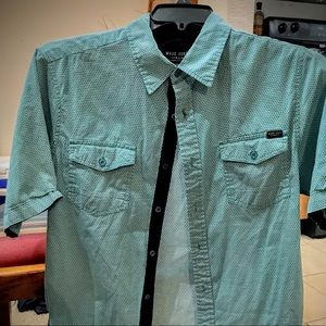 Marc Echo short sleeved button down